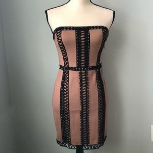 Free People / City Lights Embroidered  Dress